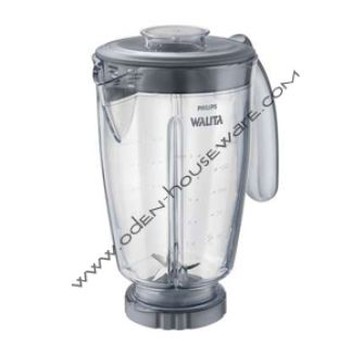 Aksesoris PLASTIC JAR HR2957 accessory plastic jar hr 2957 philips